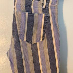 Current/Elliott Skinny Jeans in Moonbeam Wash